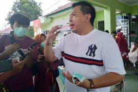 Ranjang rumah sakit ditambah seiring tingginya kasus COVID-19 di Karawang