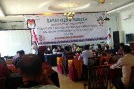 KPU tetapkan DPT Pilkada Gunungsitoli 88.727 orang
