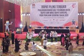 KPU tetapkan 2.356.412 pemilih dalam DPT Pilbup Bandung
