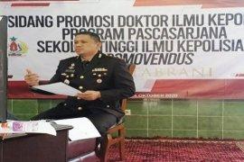 AKBP Dedy Tabrani, polisi penembak teroris Sarinah raih gelar doktor