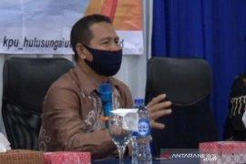 Ketua KPU Kalsel sebut pemilih 'hantu bikin rusak TPS