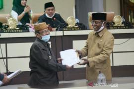 Badan Anggaran DPRD paparkan komposisi APBD-P 2020 Gorontalo Utara