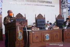 Walikota Pangkalpinang apresiasi DPRD sepakati KUA-PPAS