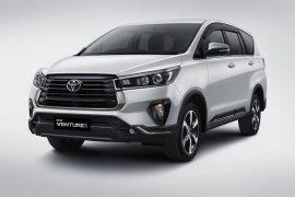 Tampilan penyegaran baru di Toyota Kijang Innova 2020