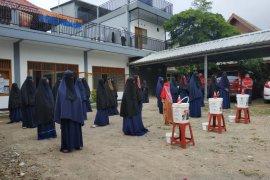 PMI Kota Sukabumi kampanyekan pentingnya cuci tangan cegah COVID-19
