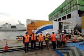 IPC tingkatkan efisiensi biaya logistik melalui inovasi digital