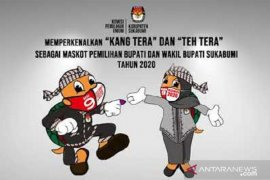 Target partisipasi pemilih Pilkada 2020 Kabupaten Sukabumi sebasar 77,5 persen