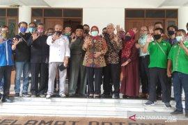 Bupati Bogor resmi bersurat ke Presiden Jokowi sampaikan aspirasi buruh