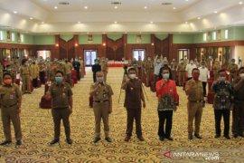 "Bupati HST hadiri ""High Level Meeting"" dan Rakorda TPID Provinsi Kalsel Semester II"