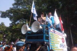 Kapolres Lebak apresiasi pendemo omnibus law berjalan damai