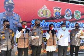 Pemkab Deliserdang apresiasi Kampung Tangguh  di Hamparan Perak