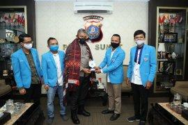 Jelang dilantik, KNPI temui Kapolda Sumut