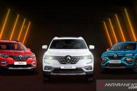 Renault Triber dengan transmisi otomatis meluncur di Indonesia