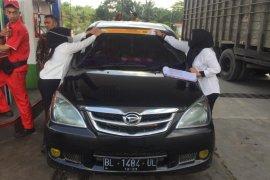 Pertamina instruksikan SPBU di Aceh hentikan program stikering
