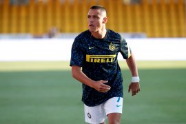 Akibat cedera Alexis Sanchez terancam absen dalam Inter derbi Milan