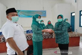 Ketua PKK ajak warga Bukit Malintang patuhi protokol kesehatan