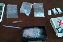 Polisi amankan pengedar sabu di Bandar Huluan