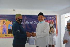 Wakil Bupati Langkat luncurkan sosialisasi program BISA