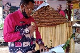 Budaya adat Dayak di Gunung Sawaan menjadi kebanggaan Tanah Bumbu