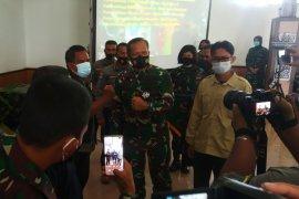 Pangdam Kasuari ajak pers Papua Barat sinergi kawal pembangunan