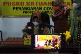 Jumlah positif COVID Lampung bertambah 33 dan 1 meninggal