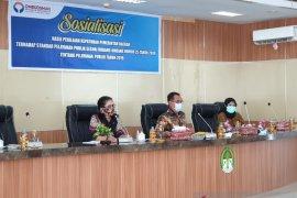 Ombudsman Kalbar apresiasi komitmen Kabupaten Ketapang menuju zona hijau