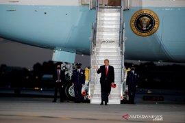Twitter larang sementara akun kampanye Trump mencuit