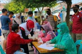 46 pelanggar protokol kesehatan di Bener Meriah jalani rapid test