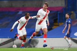 Liga Inggris: Southampton curi satu poin dari Chelsea