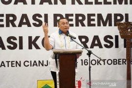"Koperasi Paguyuban Pasundan di Cianjur didorong jadi ""rumah besar"" UMKM Jabar"