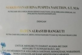 Wali Kota Padangsidimpuan unduh mantu gunakan Aplikasi Zoom