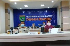 Tanah Bumbu ikuti rapat analisa dan evaluasi pelaksanaan pilkada dimasa pendemi