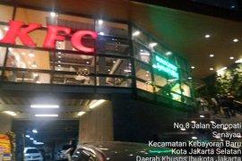 KFC disegel karena langgar protokol kesehatan