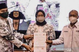 Ade Yasin lantik pengurus PGRI Kabupaten Bogor periode 2020-2025
