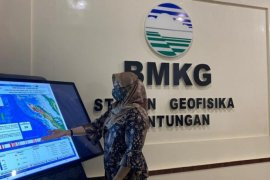 Terjadi 39 gempa di Sumut dan sekitarnya pekan ketiga Oktober