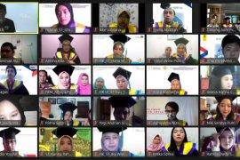 Universitas Indonesia selenggarakan wisuda virtual bagi 7.377 lulusan D3 hingga S3