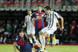 Liga Italia, Tiga keputusan wasit bantu Crotone imbangi Juventus 1-1