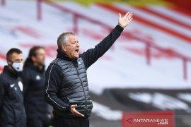 Liga Inggris - Sheffield United belum raih kemenangan, manajer minta penggemar tidak malu