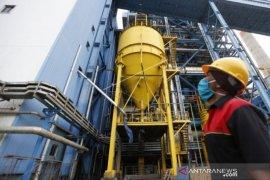 PLTU Nagan Raya ujicoba gunakan cangkang kelapa sawit di pembangkit listrik