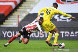 Liga Inggris: Sheffield dan Fulham berbagi poin perdana