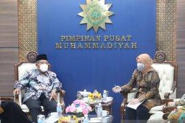 Menaker ajak Muhammadiyah berkolaborasi tingkatkan kompetensi SDM