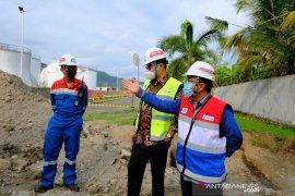Direksi Pertamina tinjau sarana distribusi energi di Bali