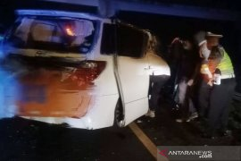 Polisi kabarkan putra Amien Rais terlibat kecelakaan di Tol Cipali