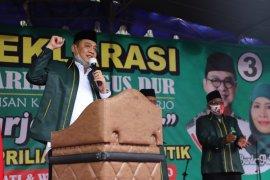 Barikade Gus Dur di Sidoarjo dukung Kelana-Astutik