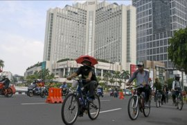 Penggunaan masker di DKI Jakarta