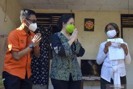 99 persen bantuan sosial tunai telah disalurkan di Bali