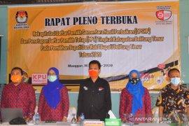 Jumlah pemilih di Pilkada Belitung Timur bertambah 3.068 orang