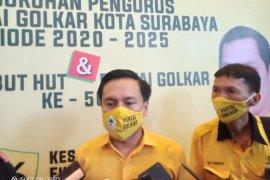 Golkar lebih kreatif kampanye menangkan Machfud-Mujiman di Pilkada Surabaya