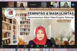 Pakar IPB sebut ketahanan keluarga butuh harmonisasi maskulinitas-feminitas