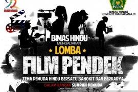 Kemenag adakan Lomba Film Pendek Pemuda Hindu berhadiah Rp50 juta